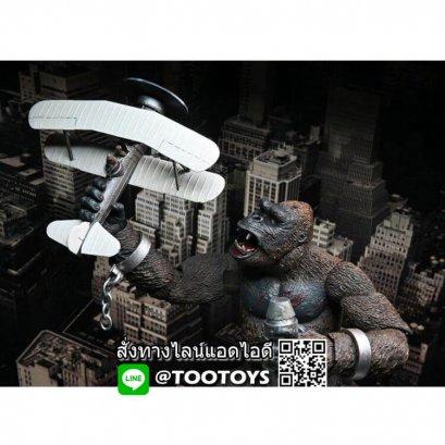 "NECA King Kong Skull Island 7"" Action Figure Version City"