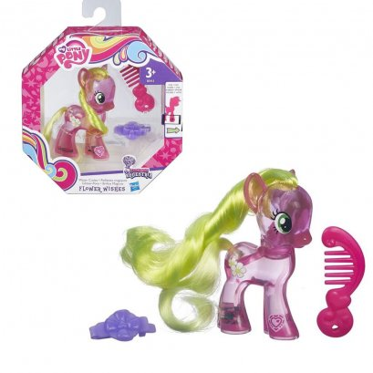 Flower Wiches Figure - My little pony explore equestria