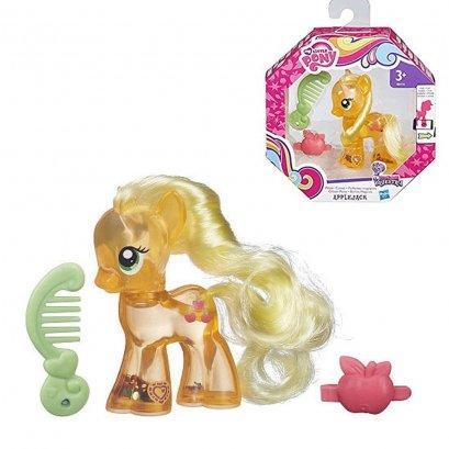Apple Jack Figure - My little pony explore equestria
