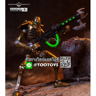 McFarlane Warhammer 40K Necron Warrior 7-inch Action Figure