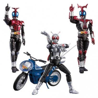 SHODO-X Kamen Rider 10 - โชโดเอ็กซ์ ไรเดอร์ชุดที่ 10