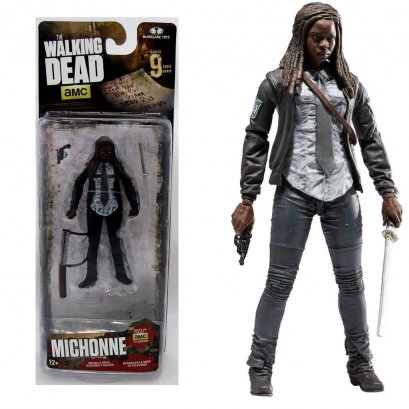 The Walking Dead TV Series 9 Action Figure - Michonne