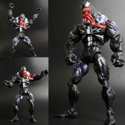 โมเดลเวน่อม Venom size 7 นิ้ว