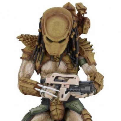 "Hunter Predator Arcade Appearance : NECA Alien vs Predator 7"" Figures"