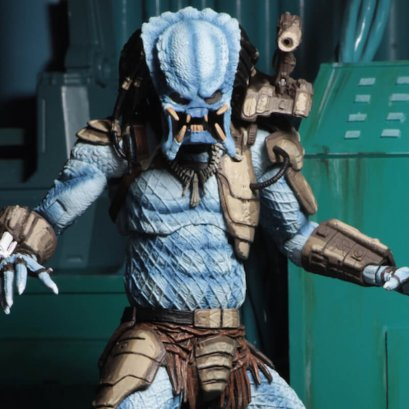"Mad Preda : NECA Alien vs Predator 7"" Figures"