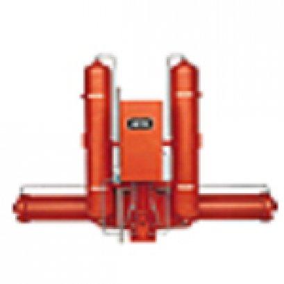 Gas Hydraulic Valve Actuators - Meer