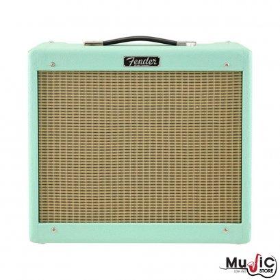 แอมป์กีตาร์ Fender Blues Junior IV Surf Green P12Q Limited Edition