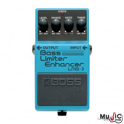 เอฟเฟคเบส Boss LMB-3 Bass LimiterEnhancer