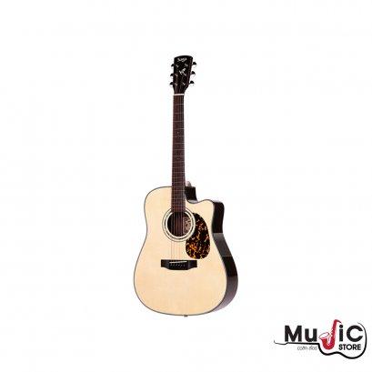 Guitar Acoustic SAGA D200C