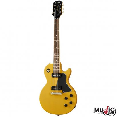 กีตาร์ไฟฟ้า Epiphone Les Paul Special TV Yellow