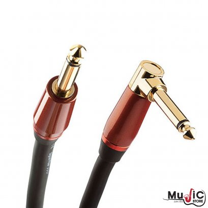 Monster Acoustic 12ft Angled to Straight Instrument Cable