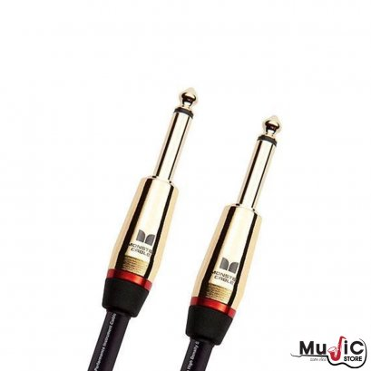 Monster Rock 12ft Straight Instrument Cable