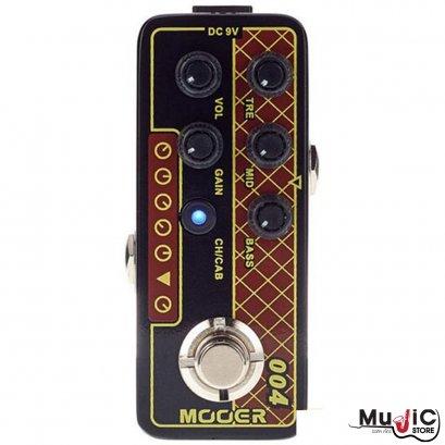 Mooer Micro Preamp 004 Day Tripper – VOX AC30