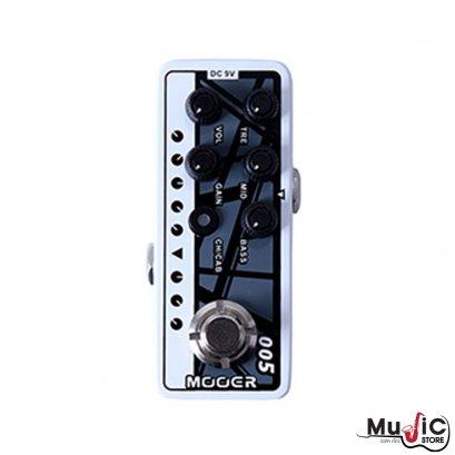 เอฟเฟคกีตาร์  Mooer Micro Preamp 005 5050 Vision – EVH 5150