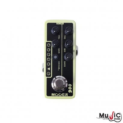 Mooer Micro Preamp 006 US Classic Deluxe – Fender Blues Deluxe
