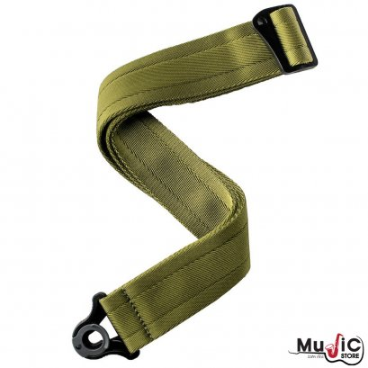 Planet Waves  Auto Lock Guitar Strap (Moss)