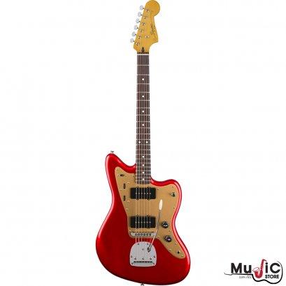 Guitar Squier Deluxe Jazzmaster with Tremolo
