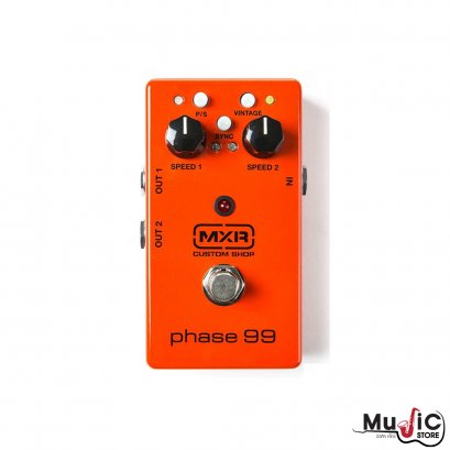 Jim Dunlop MXR CSP099 Custom Shop Phase 99