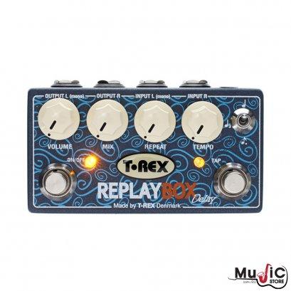 เอฟเฟคกีตาร์ T-Rex REPLAY BOX True Stereo Delay