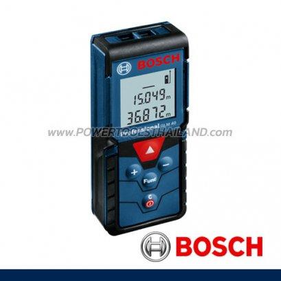 เครื่องวัดระยะด้วยเลเซอร์ GLM 40 (06010729K0)