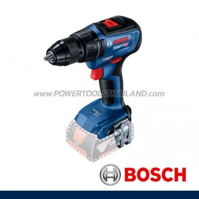 สว่าน/ไขควงไฟฟ้าไร้สาย 18V รุ่นไม่มีแปรงถ่าน GSR 18V-50 Professional BOSCH (06019H5001)