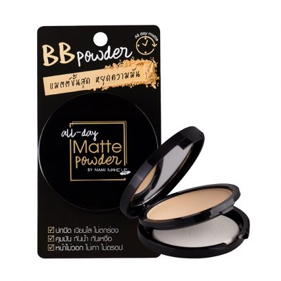 Nami Make Up Pro All-Day Matte Powder SPF30 PA+++