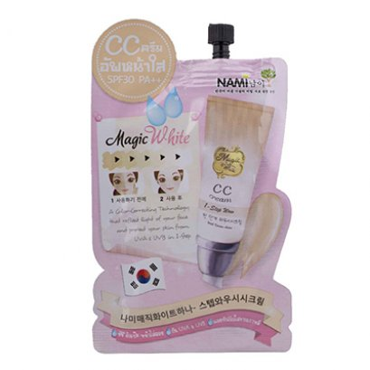 Nami Magic White 1-Step Wow CC Cream
