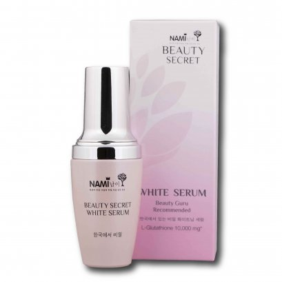 Nami Beauty Secret White Serum 30 g.