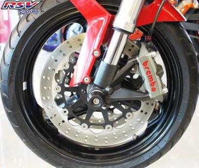 กันล้มล้อหน้า Ducati 795-796