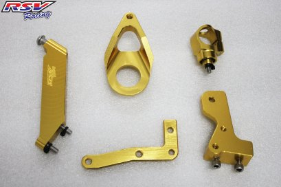 Bracket damper GSXR1000_K7-K8 For HYPERPRO