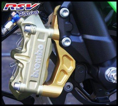ขาปั้มหน้า Ninja250-300 M4-100