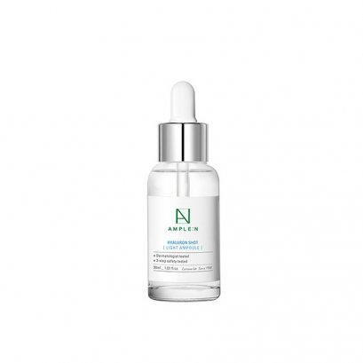Coreana Lab Ample N Hyaluron Shot Light Ampoule