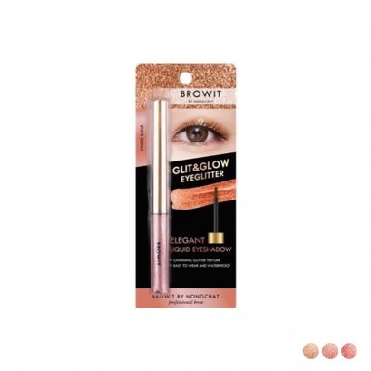 Browit By Nongchat Glit and Glow Eyeglitter