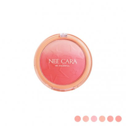 NEE CARA STARS MAGIC COLOR GRADIENT BLUSH N409