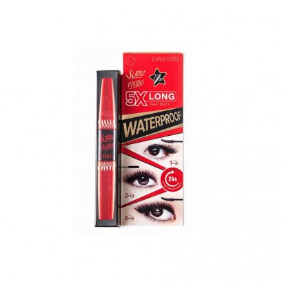 Sivanna Colors Waterproof Mascara 3 Step HF893