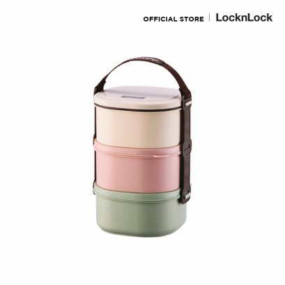 HPL770 Mini 3-Tier lunchbox