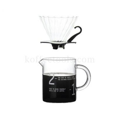 ชุดดริป (1-2 cup) สีดำ