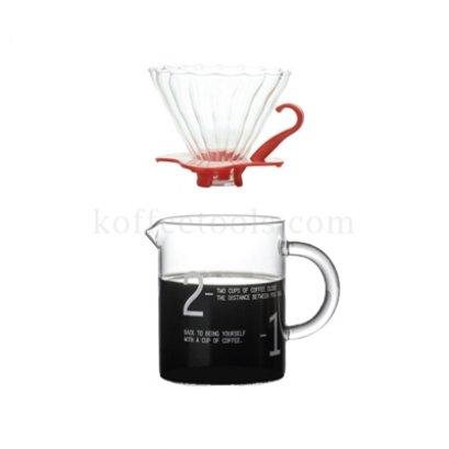 ชุดดริป (1-2 cup) สีแดง