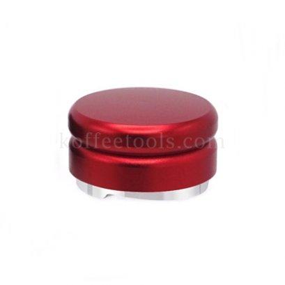 แทมเปอร์ที่กดกาแฟมาการองสีแดง  ใบพัด 3 แฉก 58 mm