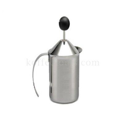 เครื่องปั้มฟองนมมีสปริง 400 ml