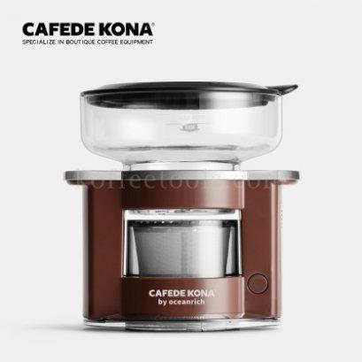 เครื่องชงกาแฟสกัดแบบพกพา CK5801 ยี่ห้อ cafede kona
