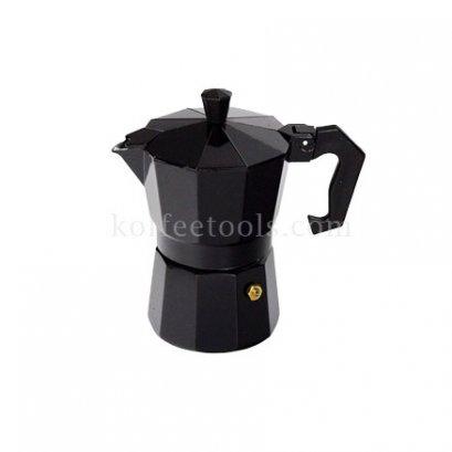 MOKAPOT 150 ml สีดำ grade B