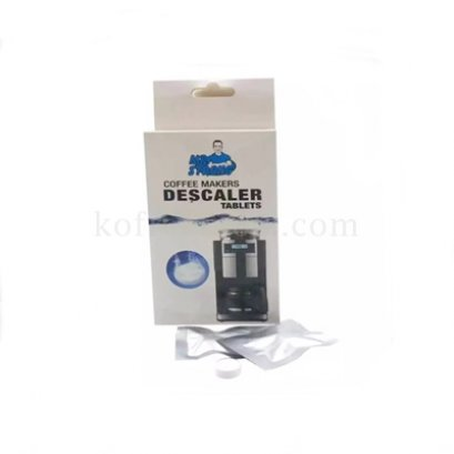 Coffee maker descaler tablets 6 เม็ด/กล่อง