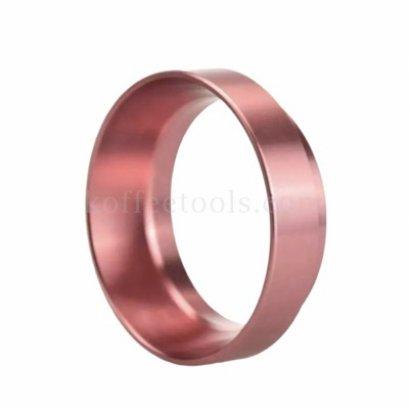 วงแหวนครอบด้ามชงกาแฟ สีชมพูทอง ขนาด 51 mm