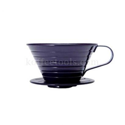 ดริปเปอร์สแตนเลส (1-4 cups) สีม่วง ck8033