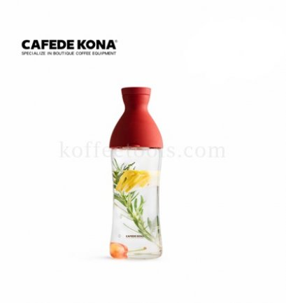 Cold brew coffee pot 750 ml สีแดง ยี่ห้อ Cafede kona