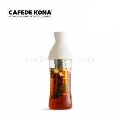 Cold brew coffee pot 750 ml สีขาว ยี่ห้อ Cafede kona