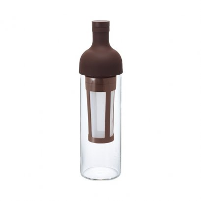 Cold brew Hario สีน้ำตาล / HARIO(008)Filter- In Coffee Bottle Chocolate Brown/FIC-70-CBR