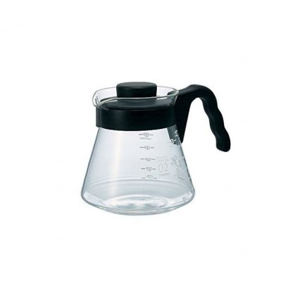 เซิร์ฟเวอร์ Hario 02 700 ml / HARIO(033)V60 Coffee Server 700/VCS-02B