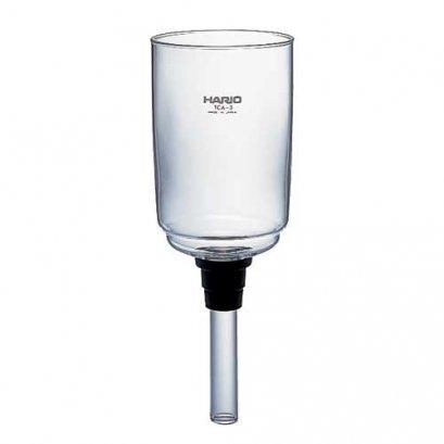 โถบน ไซฟ่อน 3 cups Hario / HARIO(070) TCA- 3 Upper Bowl/BU-TCA-3